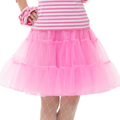 Petticoat, candy pink